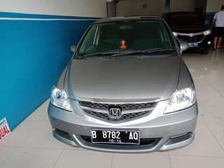 Honda city 2006 abu2 metalic