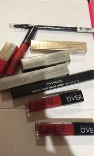 Various lipstick