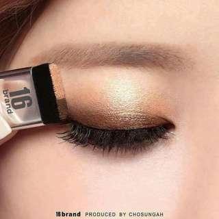 16 eyeshadow