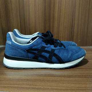 Onitsuka Tiger Ally Blue Suede