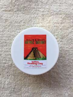 Indian healing clay repacked