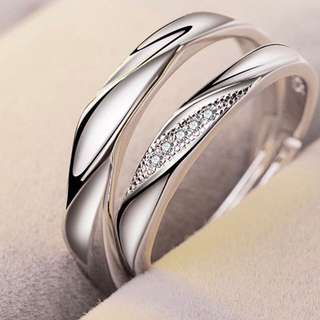 HOT selling Adjustable Couple Rings