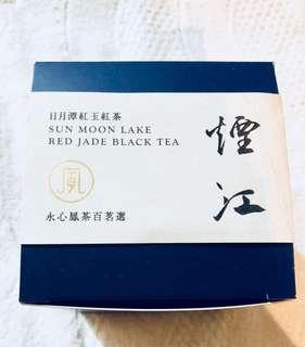 台灣好茶/永心鳳茶/日月潭紅茶+葉子門擋