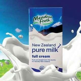 Meadow Fresh Full Cream milk
