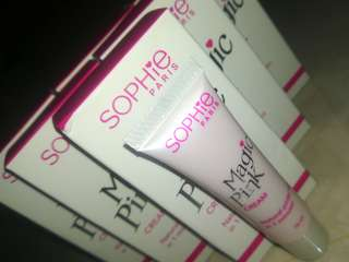 Sophie Magic Pink Cream