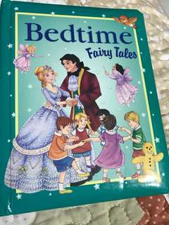 Bedtime Fairy Tales Hard Cover