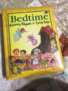 Bedtime Nursery Rhymes and Fairy Tales