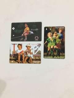 TransitLink Card - Children at play