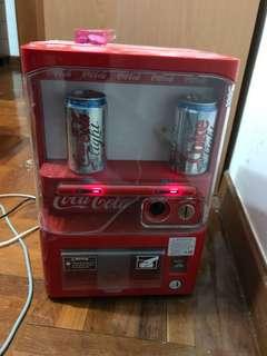 可口可樂 自動售賣機型雪櫃