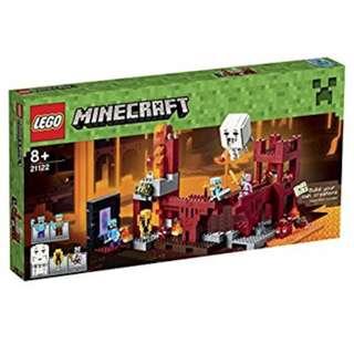 (BNIB) Lego Minecraft & Star Wars Building Toys