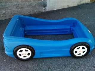 Littletikes Racecar Bed Frame