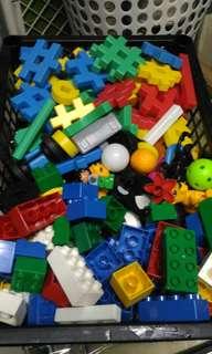 Lego,train