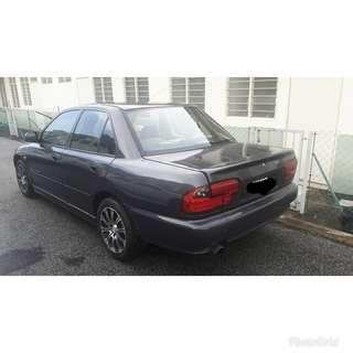 Wira sedan utk dijual cl owner 0175890078