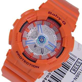 ❤️❤️❤️Priced to sell - 100% Authentic Casio Baby-G BA-110SN-4ADR for sale