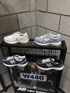 New Balance w480 黑色 韓國限定