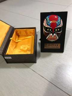 Chinese Theatrical Mask