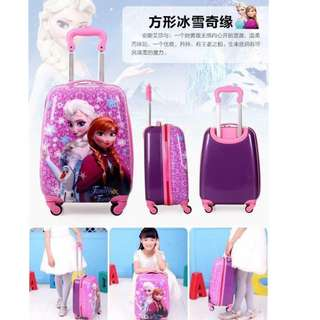 Character Trolley bag for kids