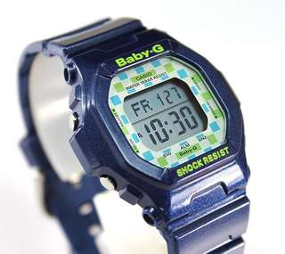 Rare 100% Authentic Baby-G G-Shock BG-5600CK-2DR for sale