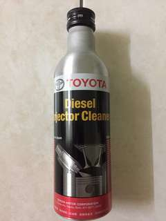 Toyota Diesel Fuel Injector Cleaner