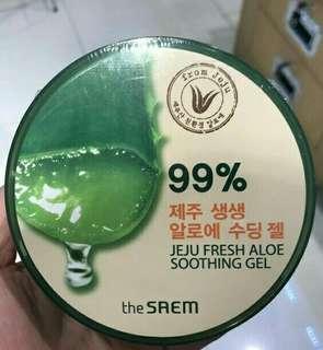 The Saem Jeju Aloe Vera 99% Soothing Gel