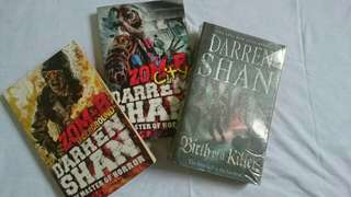 DARREN SHAN the master of horror