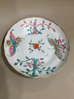 19cm vintage plate