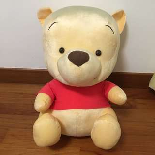 Brand new Pooh Bear stuffed toy