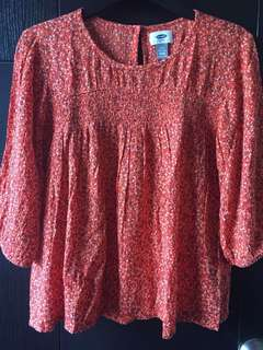 Blouse 3/4 for 10-12yo @ 60%off sale! Bnew! Repriced fr 499.99