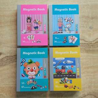 Early Learning Magnetic Book