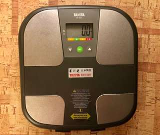 *日本製造 Made In Japan* Tanita BF-626 電子重量/脂肪磅 Scale plus Body Fat Monitor