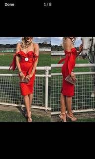 ELLE ZEITOUNE -  TYLER DRESS. ALMOST NEW