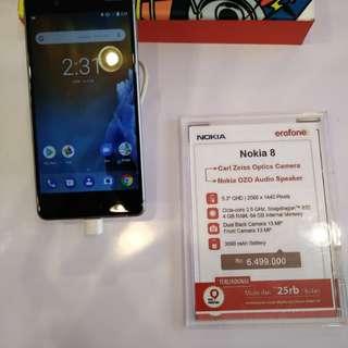 Cicilan Tanpa Kartu Kredit Hp Nokia 8