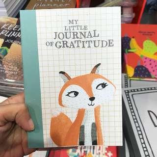 Pre-Order My Little Journal of Gratitude