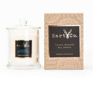 Hart and Co Japanese Honeysuckle Candle