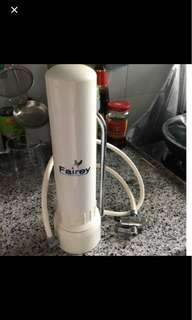 Fairey M15 water filter 英國道爾頓 80% new 無芯