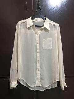 See through blouse
