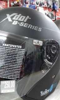 Xdot B-Series helmet