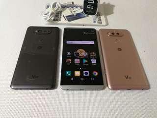 LG V20 64gb 4gb ram with shop warranty
