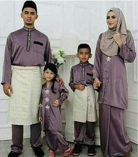 Baju Raya Kanak2