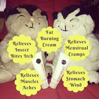 Goat's Milk base Fat Burning Cream with Multi Benefits.
