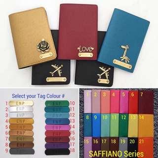 Personalised Passport Holder custom passport cover travel accessories passport case