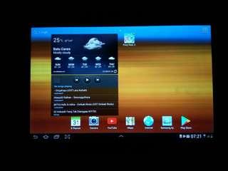 Samsung Galaxy Tab 10.1 3g GT - P7500