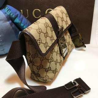 Gucci waist bag  belt