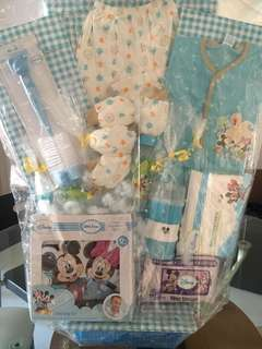 Disney newborn set (great as gift)