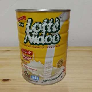 Lotte Nidoo Instant Full Cream Milk