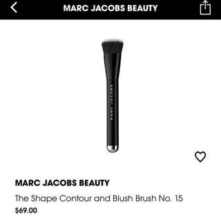 (-40%) Marc Jacob's The Shape and Contour Blush Brush No.15