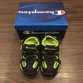 Sepatu anak Champion toddler sandal shoes NEW!