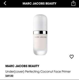 (-40%) Marc Jacob Perfecting Coconut Face Primer