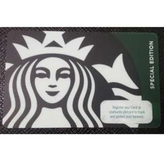 Starbucks Collectible Card