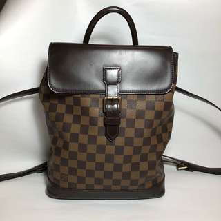 Louis Vuitton Damier Ebene backpack